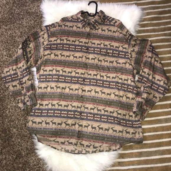 Woolrich Other - Vintage Woolrich Elk shirt